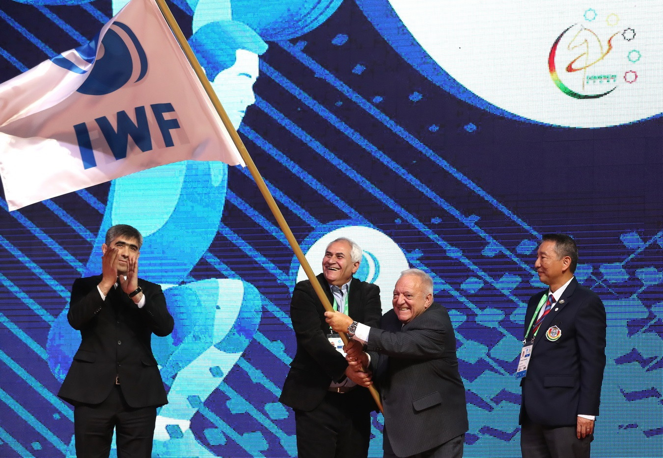IWF President Aján lauds 2018 World Championships as milestone edition
