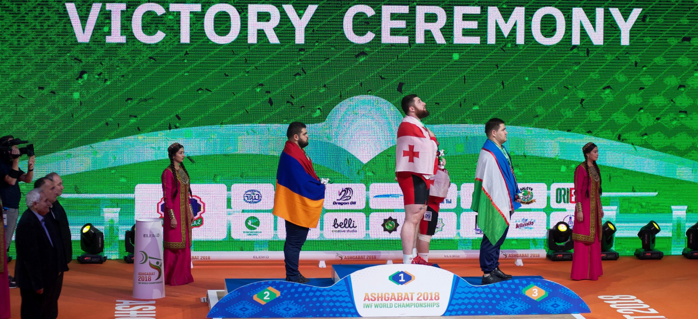The 2018 IWF World Championships concluded on Saturday ©Ashgabat 2018