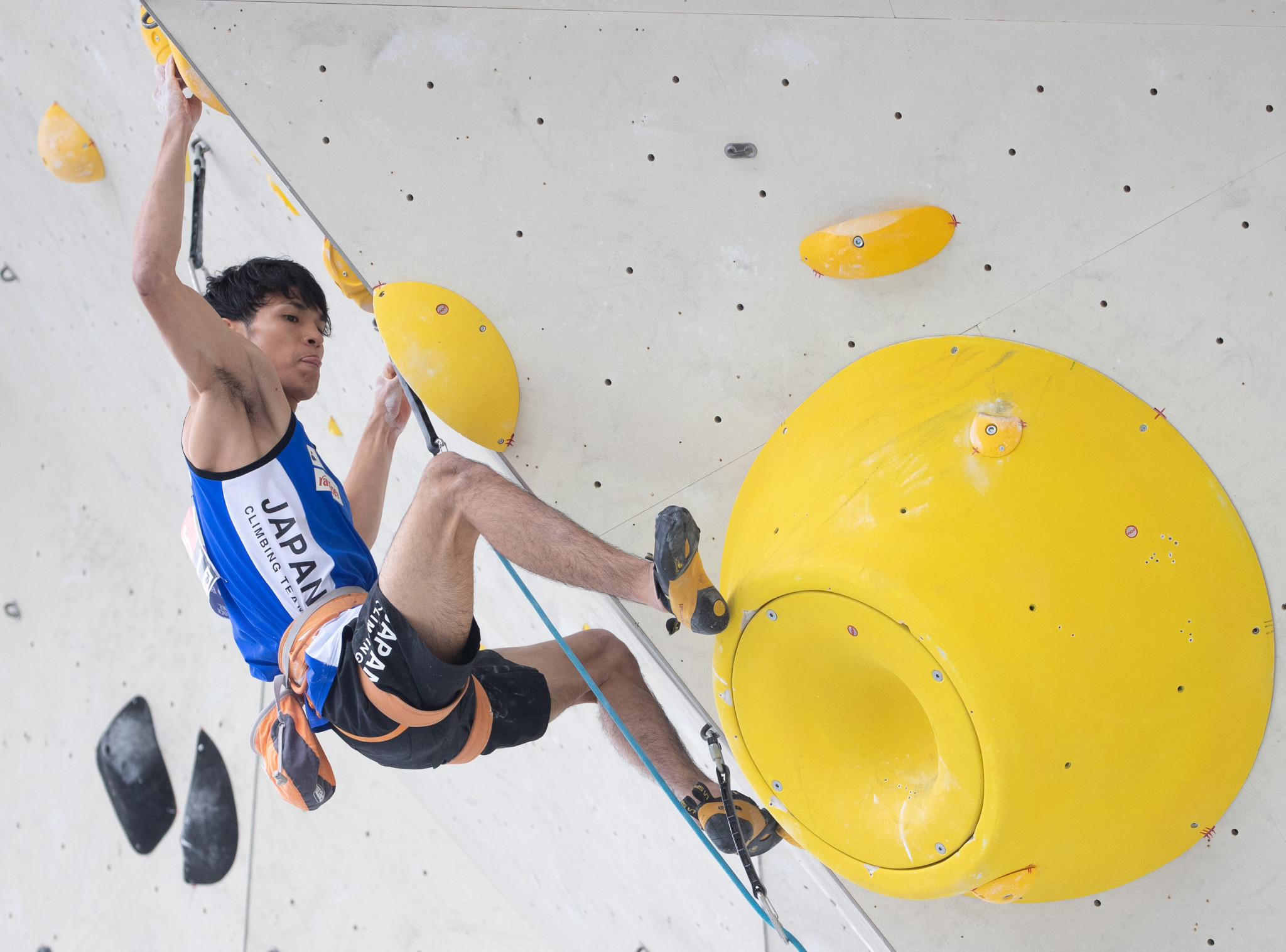 Hosts dominate closing combined events at IFSC Asian Championships in Kurayoshi
