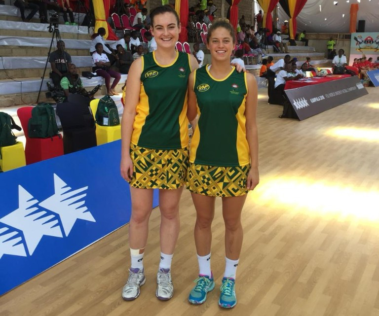 South Africa's Brandt takes positives from FISU World University Netball Championships