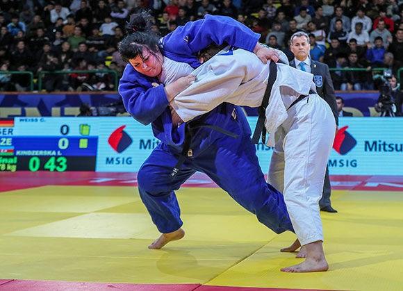 Azerbaijan storm to three golds on final day of IJF Tashkent Grand Prix