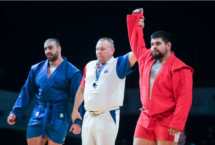 Russia finish on 15 golds as FIAS President Shestakov declares World Sambo Championships a success