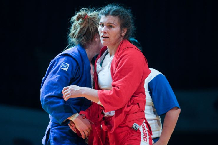 World Sambo Championship ends with five more golds for Russia