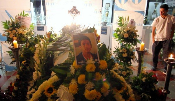 Donation page set up to help family of young squash player killed by a landslide in Guatemala