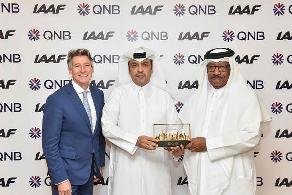 IAAF officially sign four-year worldwide sponsorship deal with QNB