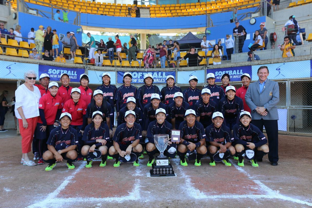 Six countries to look forward to Tokyo 2020 at 2019 Asia Pacific Softball Cup