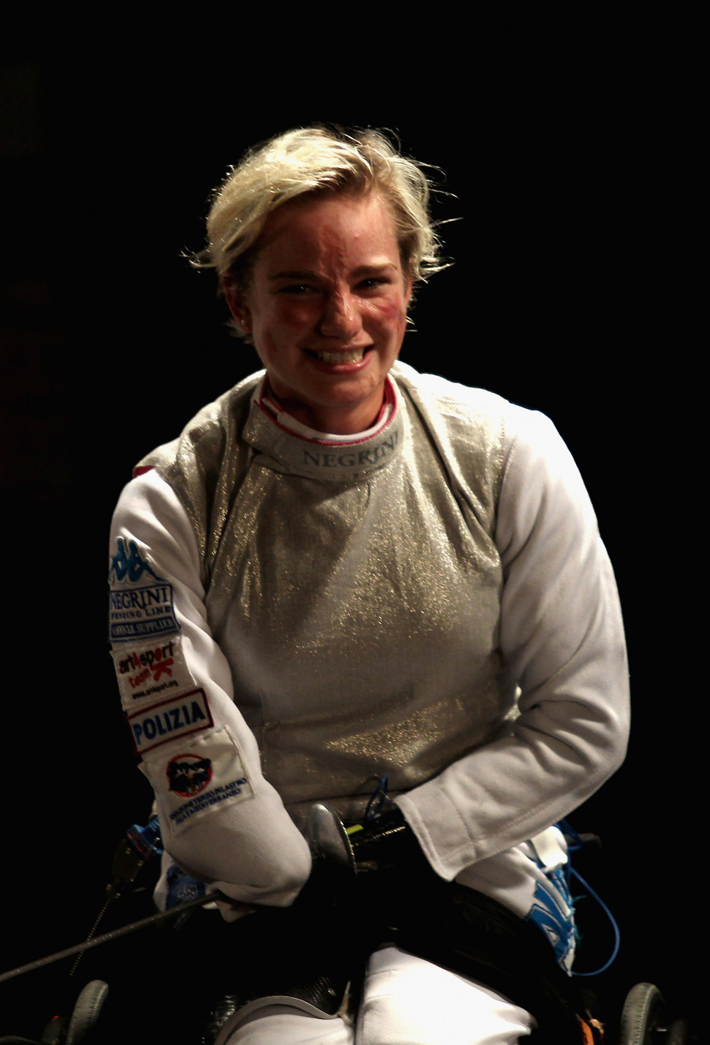Vio adds second gold as Italy win women's team foil event at IWAS Wheelchair Fencing World Cup