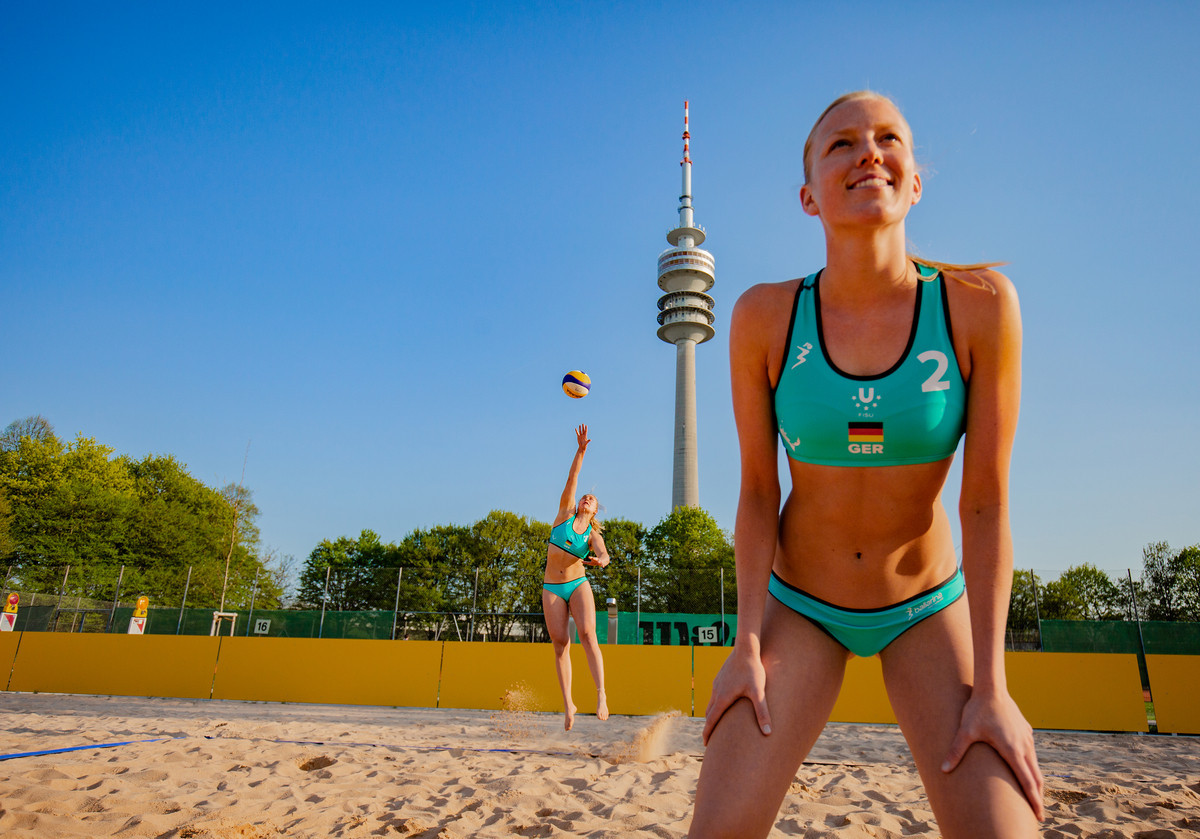 Beach volleyball is among the sports that has its own FISU World Championship event ©FISU