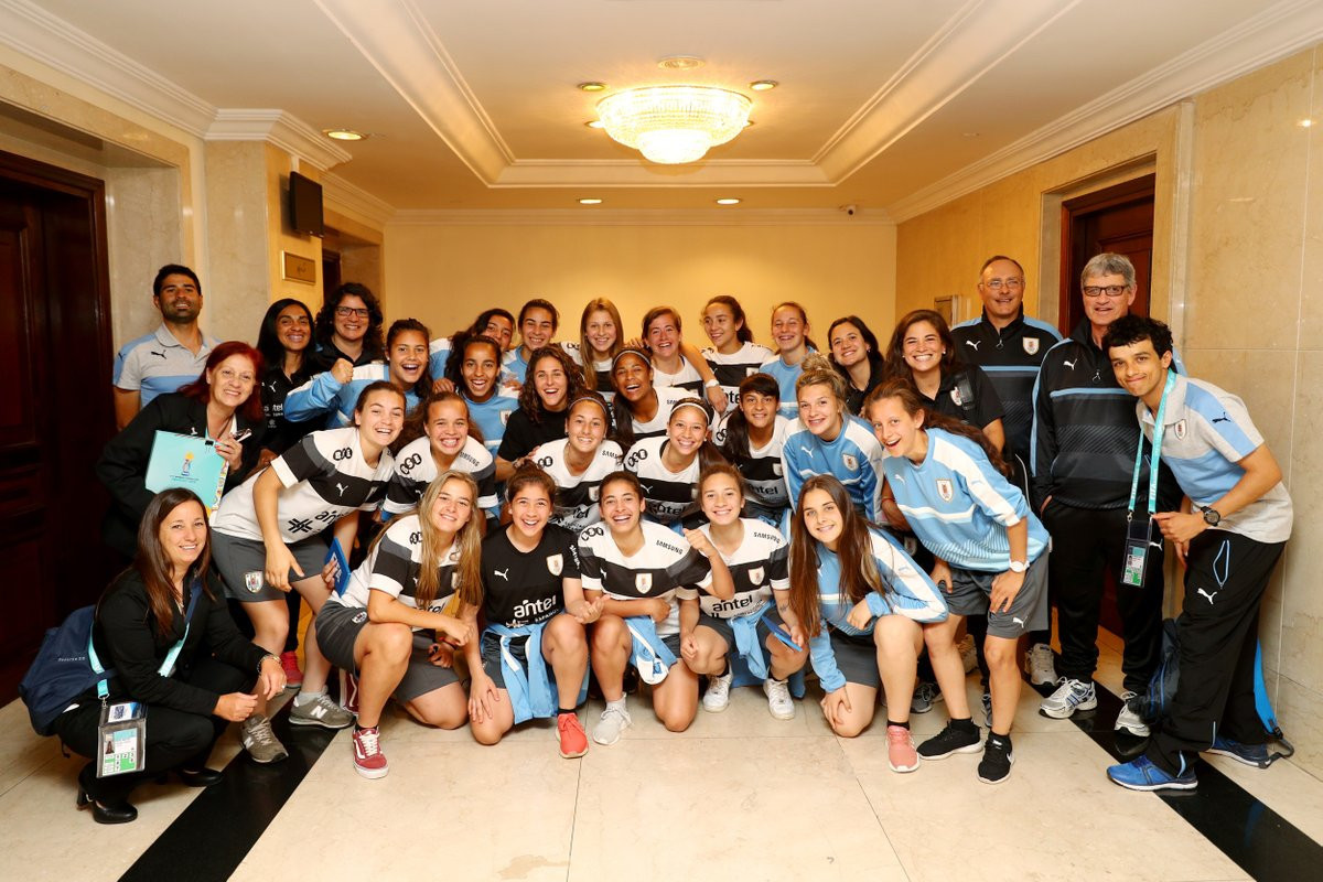 Uruguay ready to host FIFA Under-17 Women's World Cup