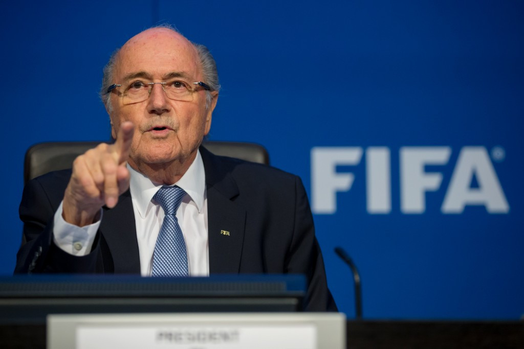 FIFA Ethics Committee recommends suspending President Sepp Blatter for 90 days