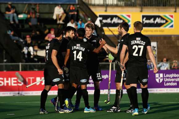 The deal will see all New Zealand's men's and women's matches from major FIH competitions broadcast live ©FIH