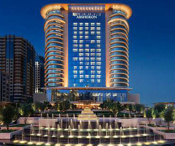 The WADA Executive Committee and Foundation Board meetings are due to be held at the JW Marriott Absheron ©JW Marriott
