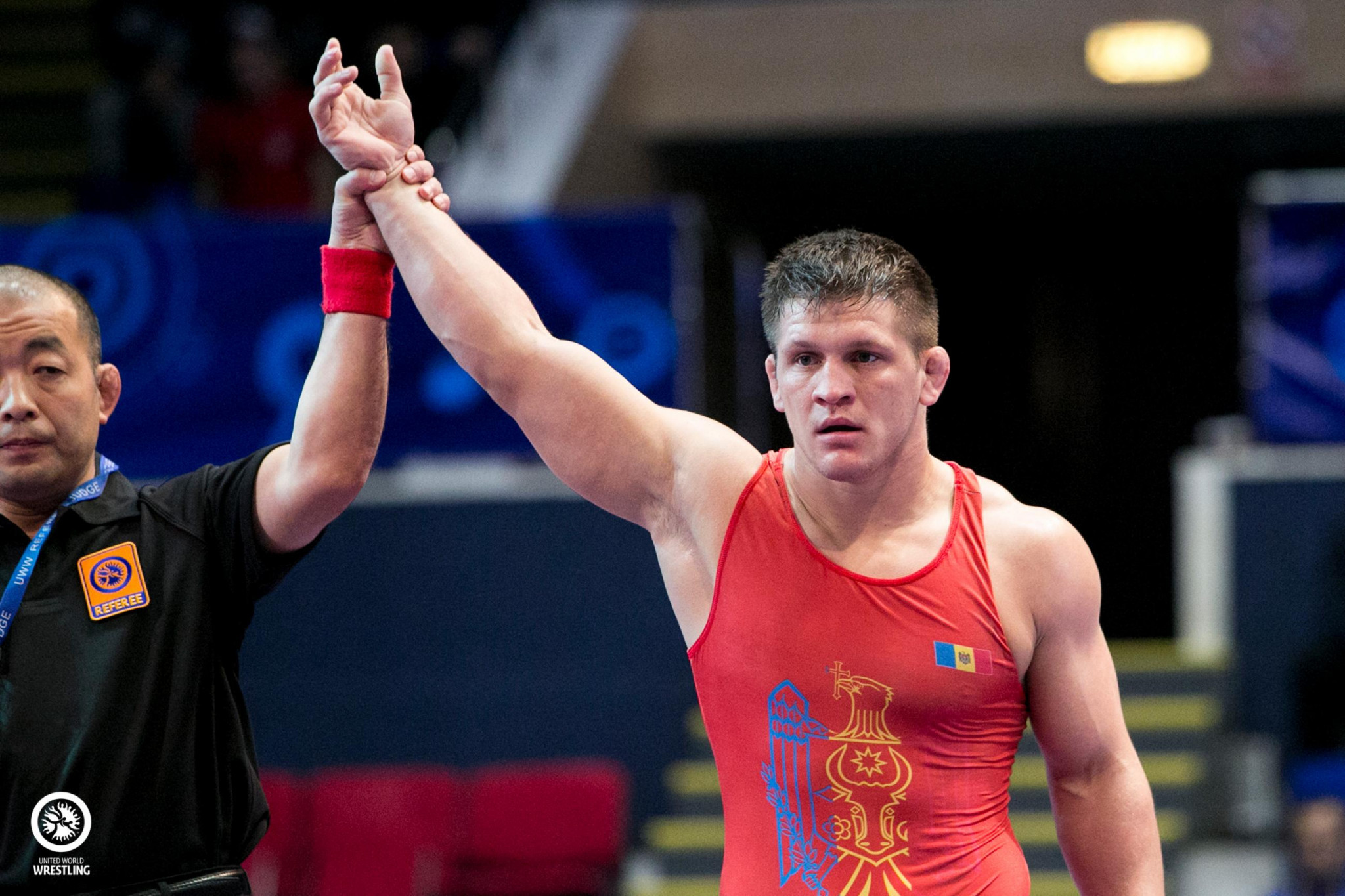 Cataraga earns unique golden double at UWW Under-23 World Championships