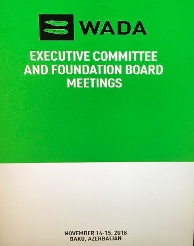 Investigation clears Executive Committee members of bullying Scott but WADA open second phase of inquiry