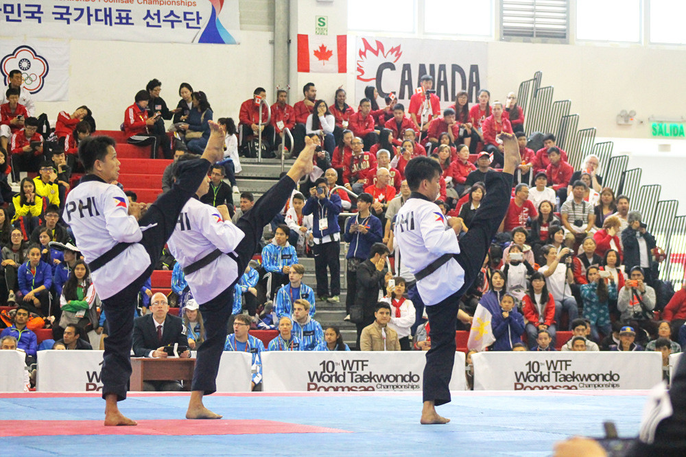 World Taekwondo Poomsae Championships in Chinese Taipei to attract record participation