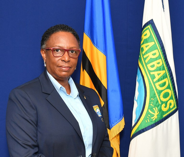 Barbados Olympic Association President Sandra Osborne described the retirement of two long-serving employees as