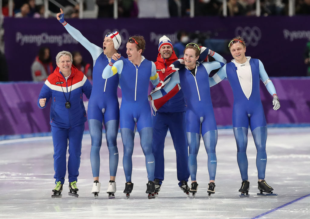 Olympic champions set to compete in first ISU World Cup Speed Skating of season