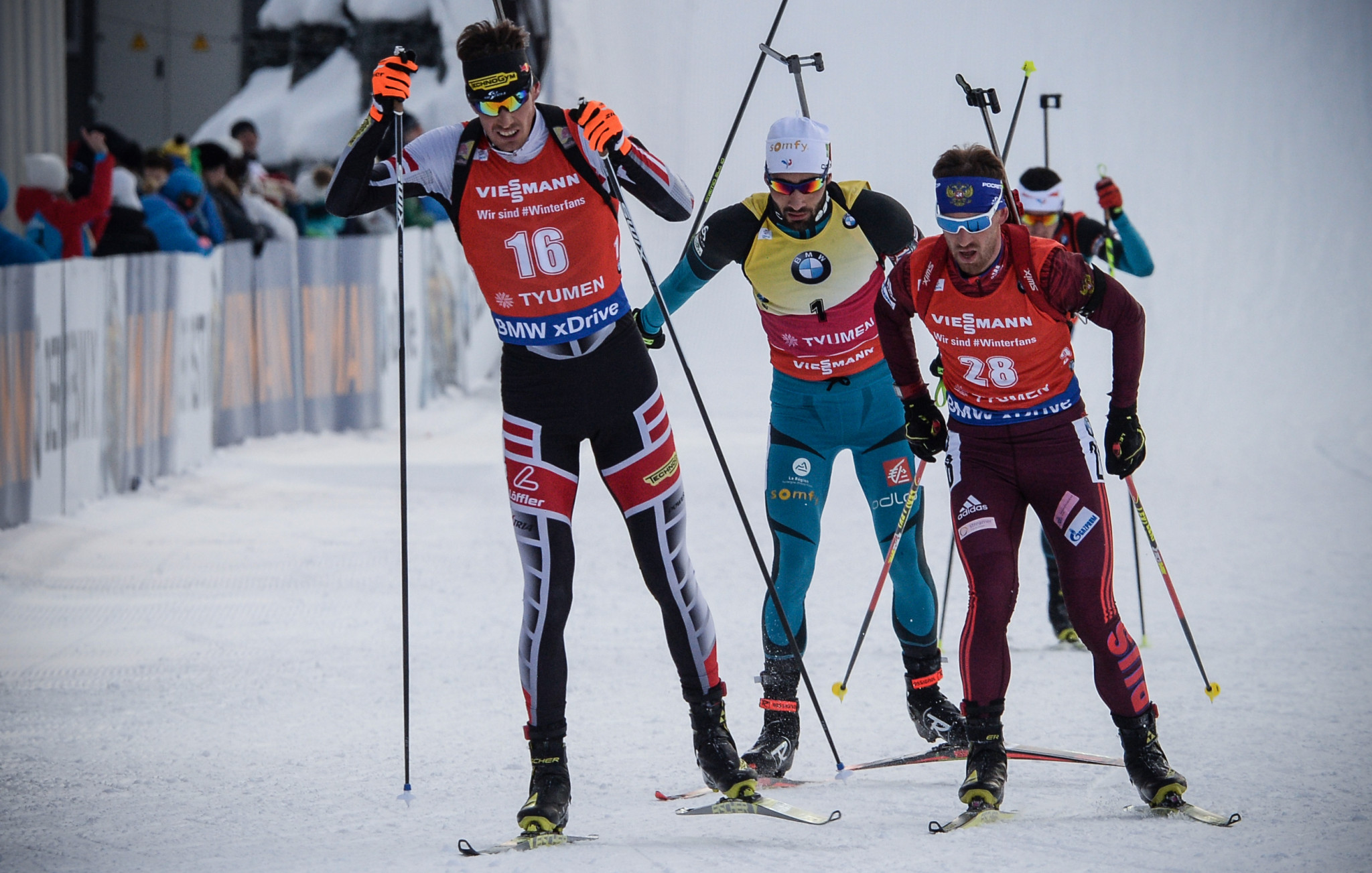 Russia's provisional membership does not affect their participation at major IBU events ©Getty Images
