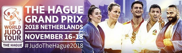 Hague welcomes world champions as IJF Grand Prix circuit continues