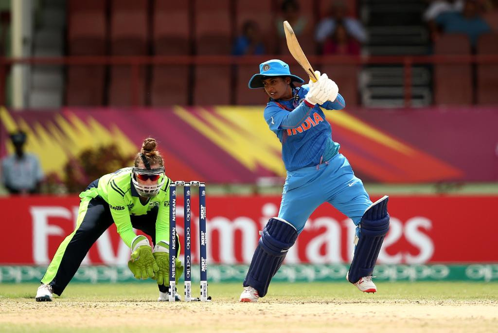 India reach semi-finals at ICC Women's World T20