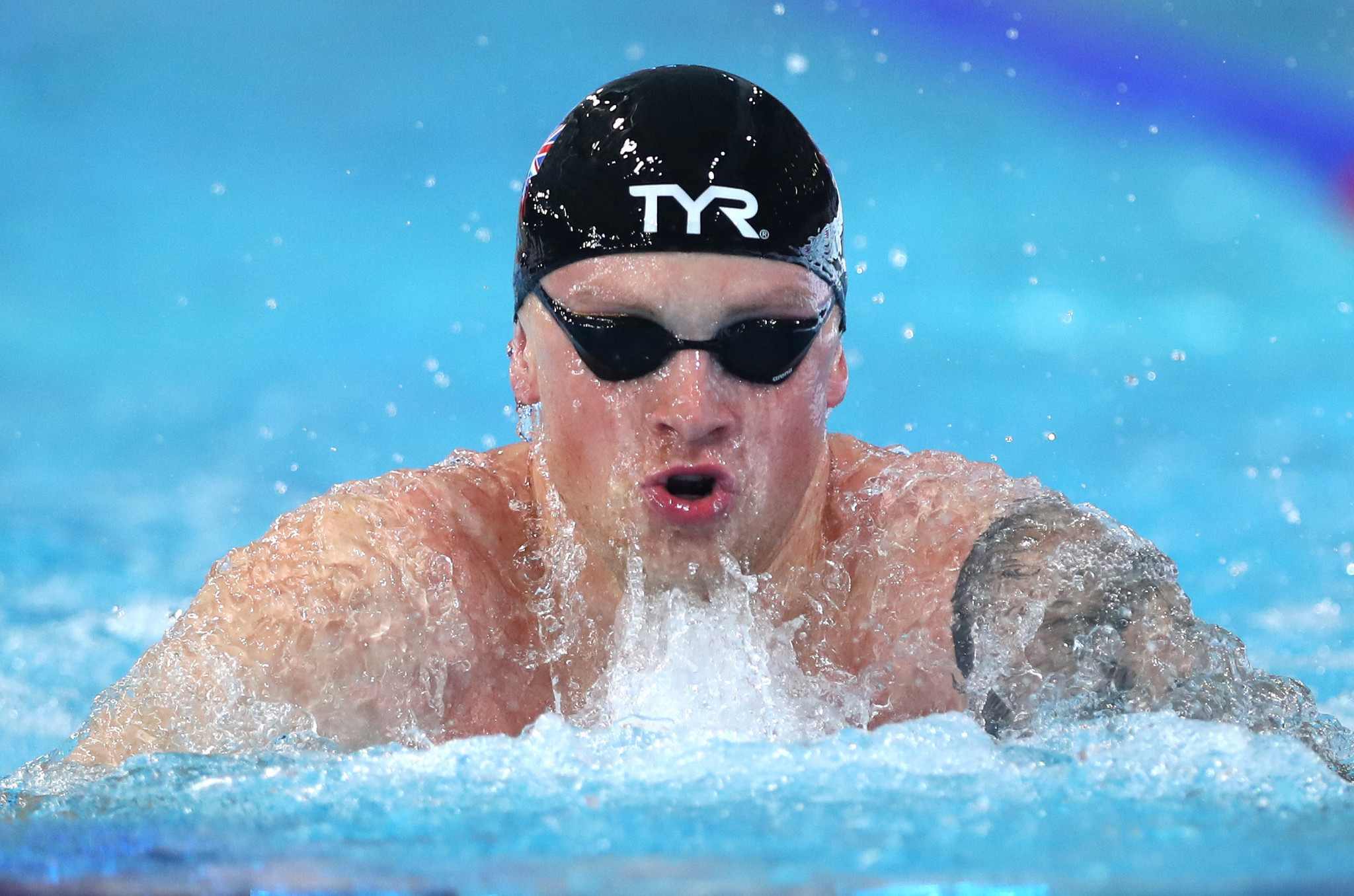Rival swimming competition cancelled after FINA threaten action against swimmers
