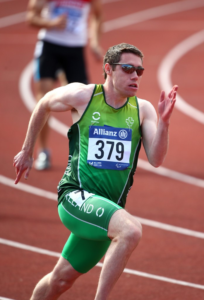 Four-times Paralympic champion Smyth to skip 200m at World Championships with wife due to give birth