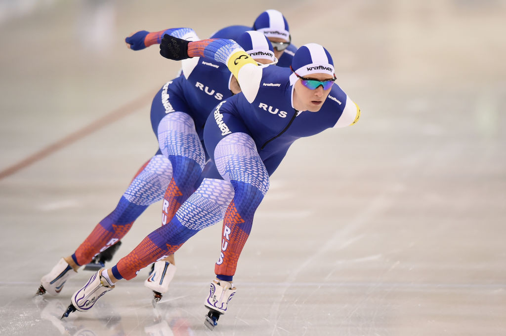Japan dominate first day of home ISU Speed Skating World Cup in Obihiro