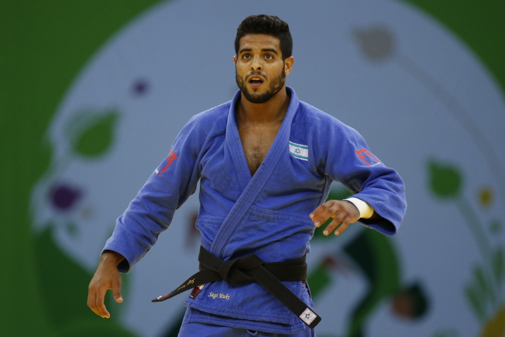 Reigning European champion Sagi Muki had been due to compete