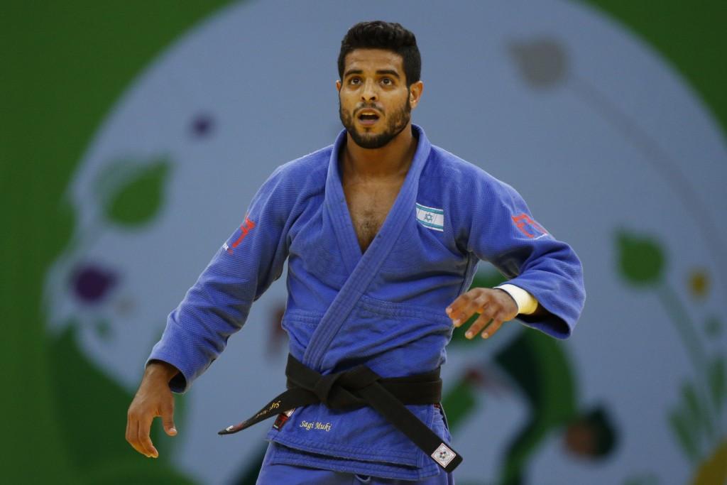 Reigning European champion Sagi Muki had been due to compete