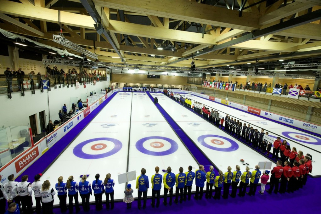 Sweden and Scotland aim to defend titles at European Curling Championships