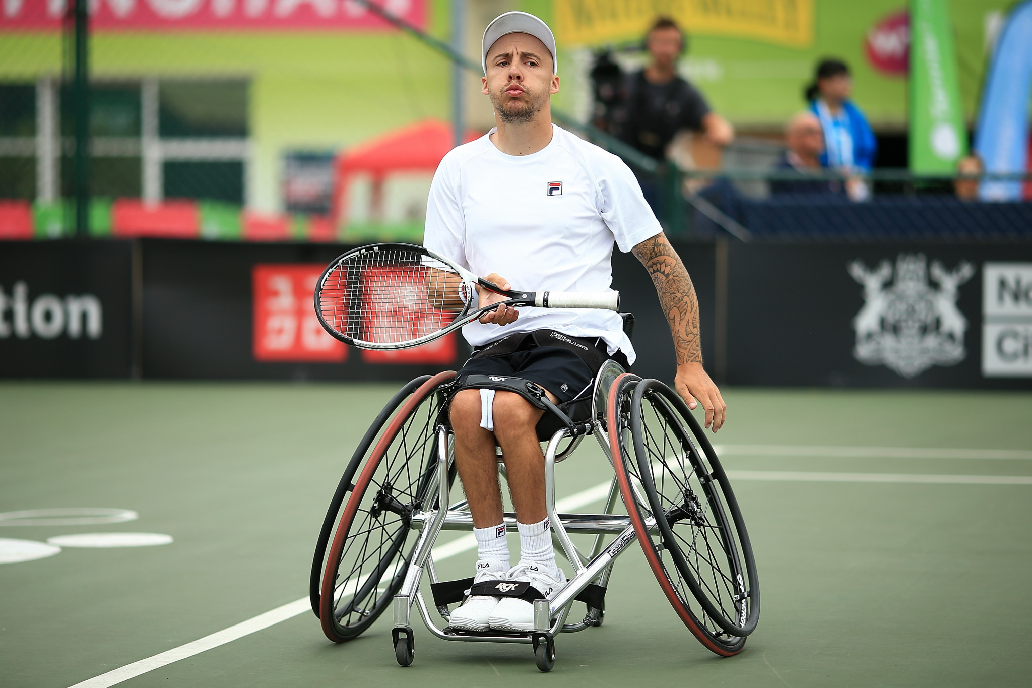 Rematch confirmed in quad doubles final at Wheelchair Doubles Masters