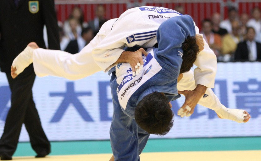 Cherniak among winners on opening day of IJF Grand Prix in The Hague