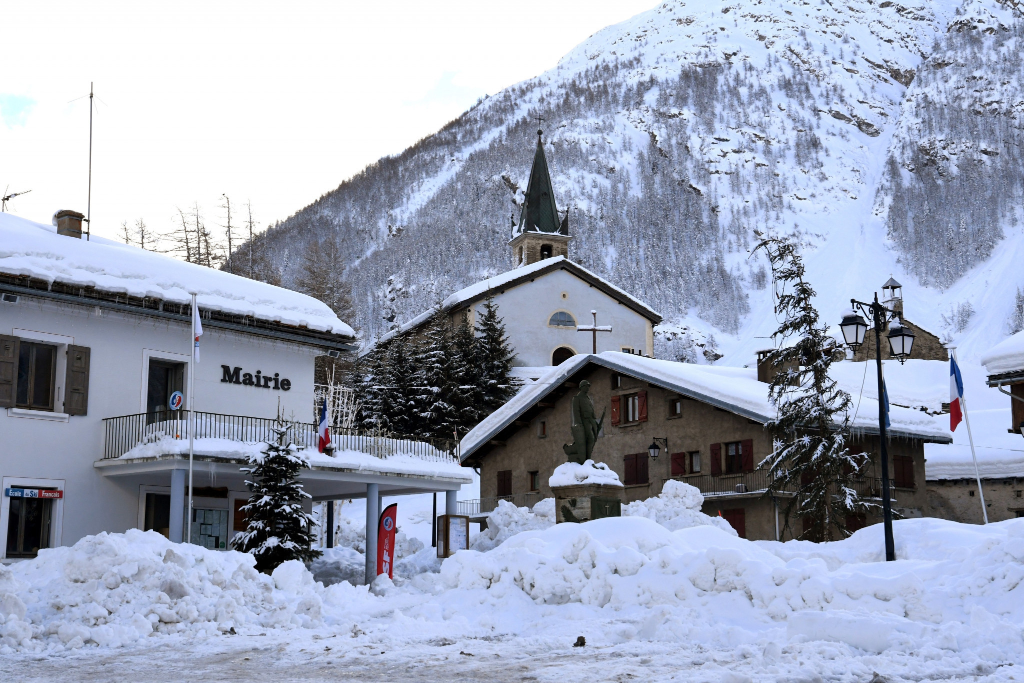 The first competition held in collaboration between World Para Nordic Skiing and INAS will be held in the French village of Bessans ©Getty Images