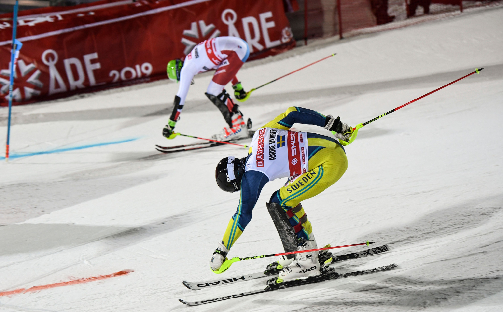 A new World Cup event for parallel Alpine skiing will be added from 2020-2021 ©FIS