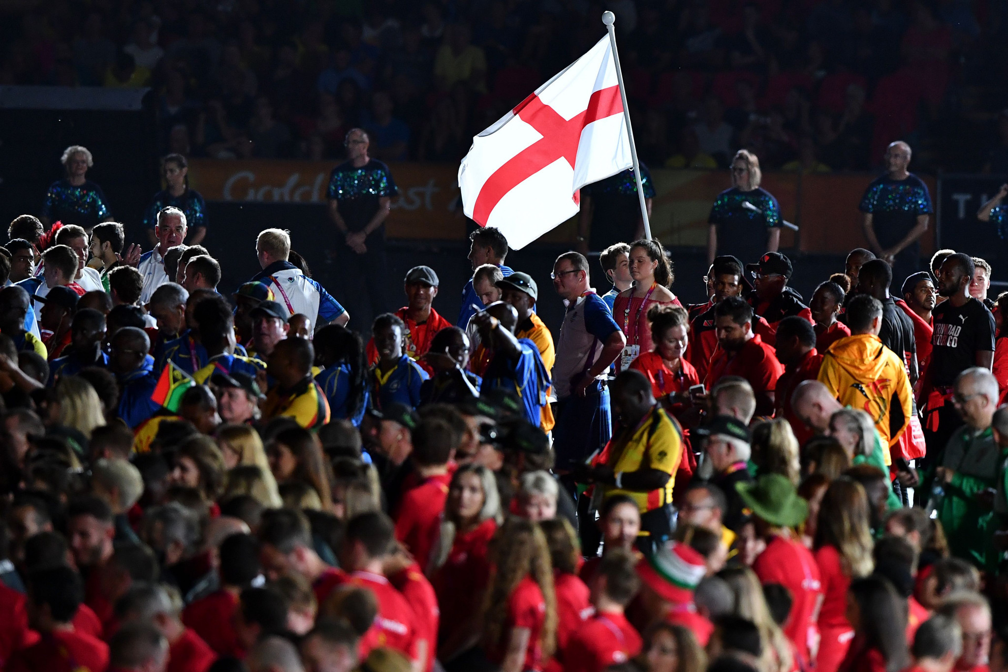 Run Communications have already worked to develop the Team England brand ©Getty Images