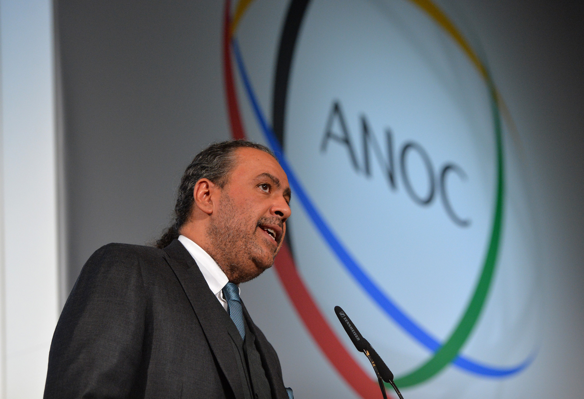 Sheikh Ahmad Al-Fahad Al-Sabah is set to be re-elected as ANOC President at its General Assembly in Tokyo later this month as he is the only candidate standing ©Getty Images