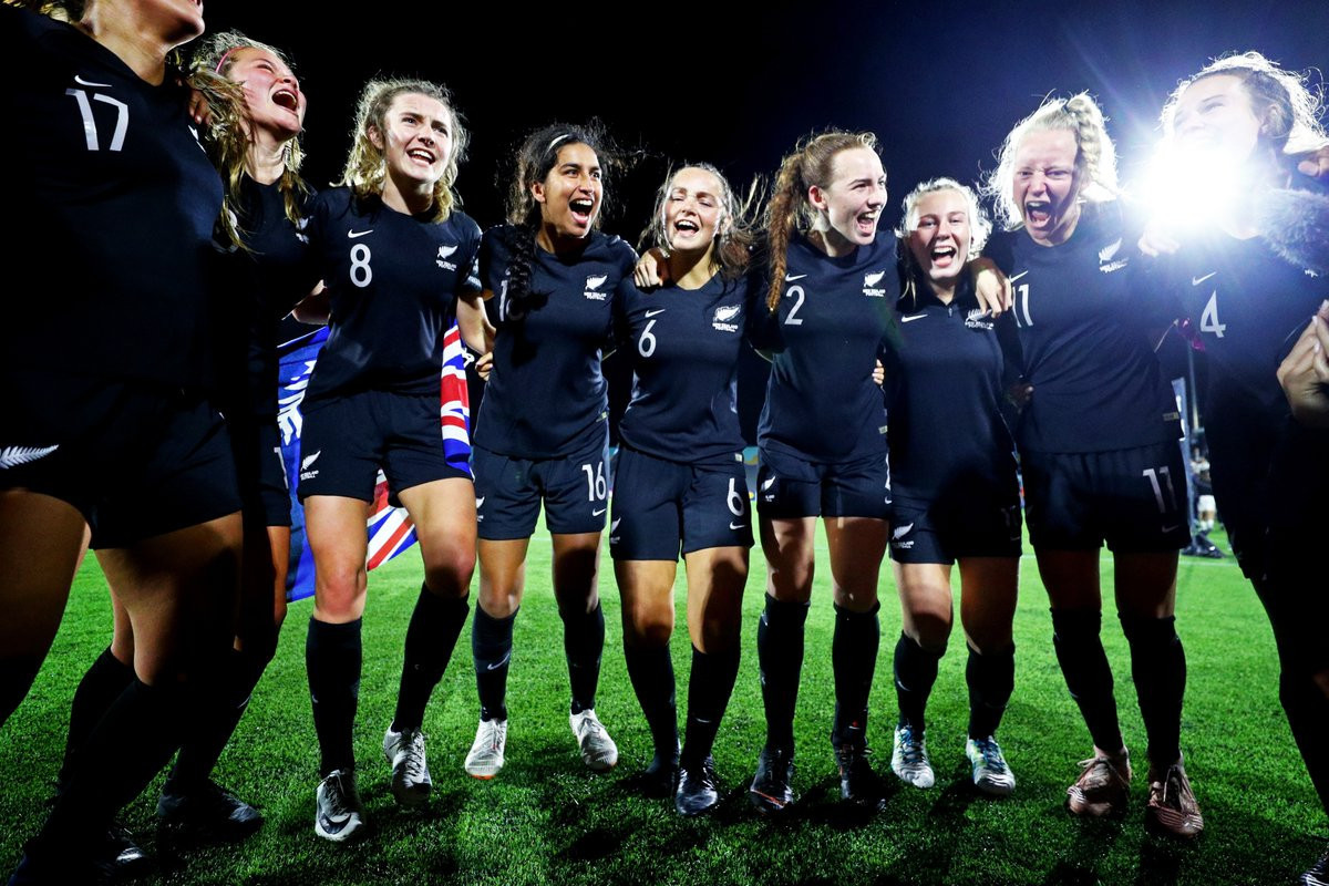 Ghana and New Zealand qualify for quarter-finals of FIFA Under-17 Women's World Cup