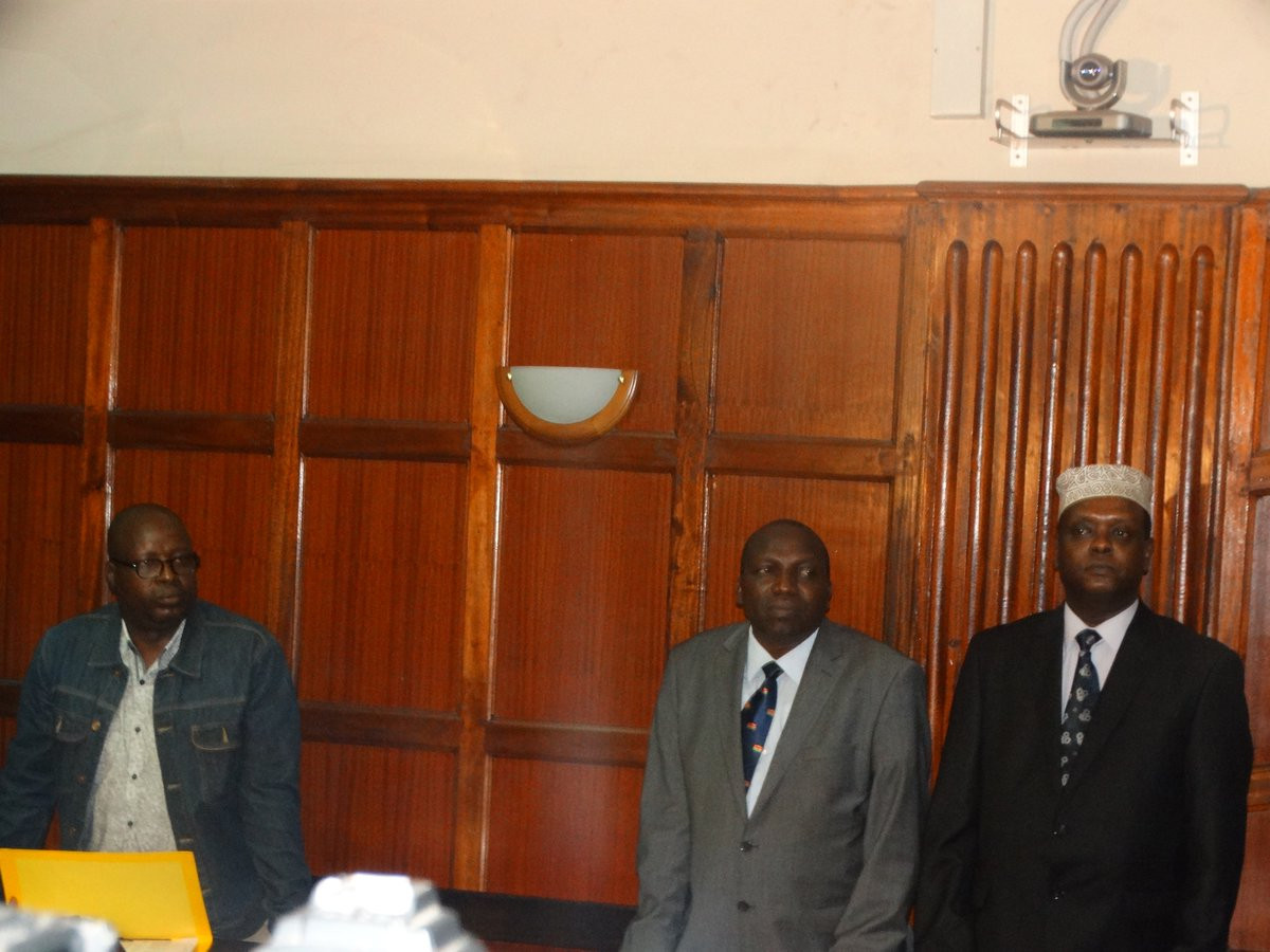Charges remain for several key officials involved in the case ©Twitter/ODPP_KE