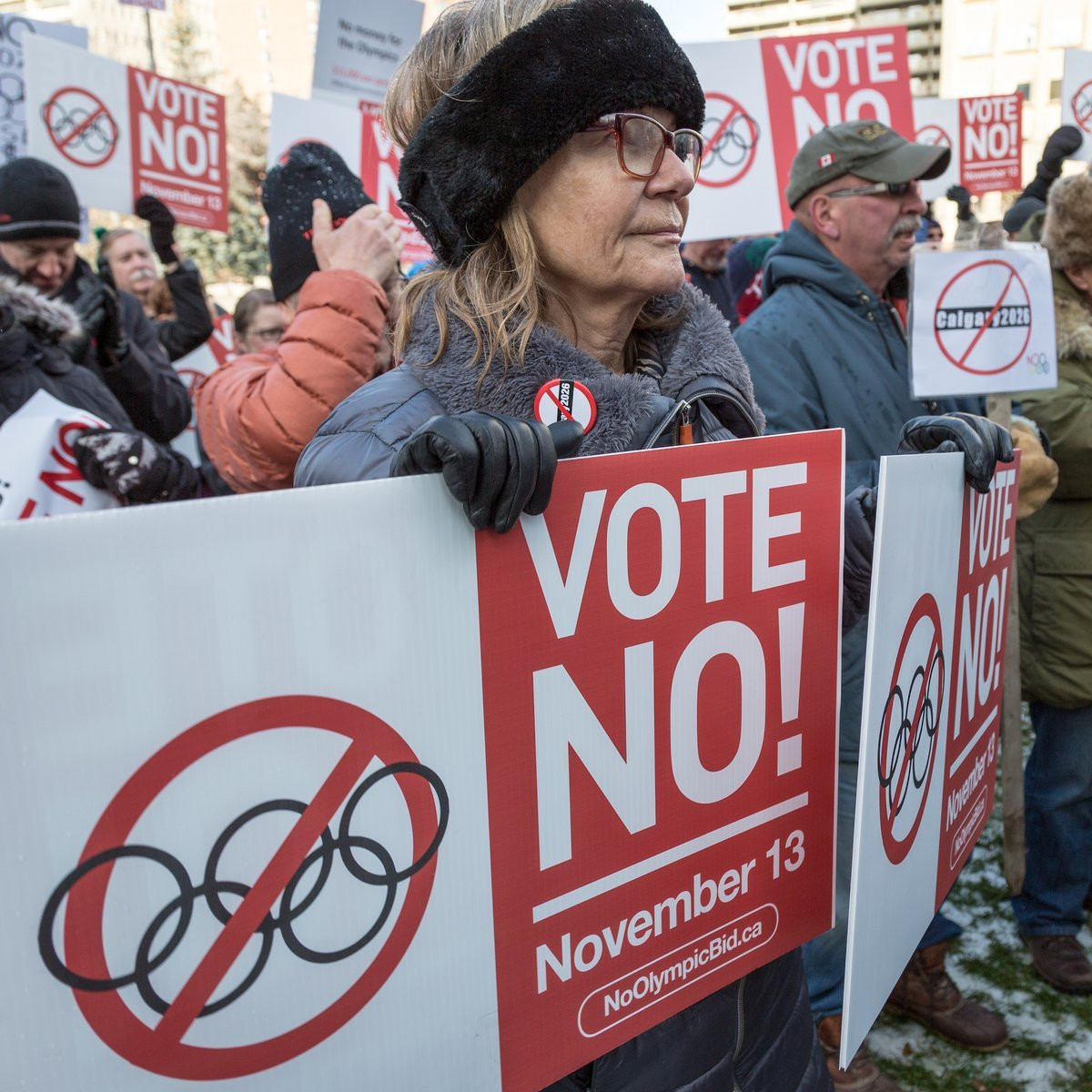 It has been claimed by the IOC that a lack of clarity over funding was a major contributor to Calgary's defeat in this week's plebiscite, leading to the collapses of the city's bid for the 2026 Winter Olympic and Paralympic Games ©Getty Images