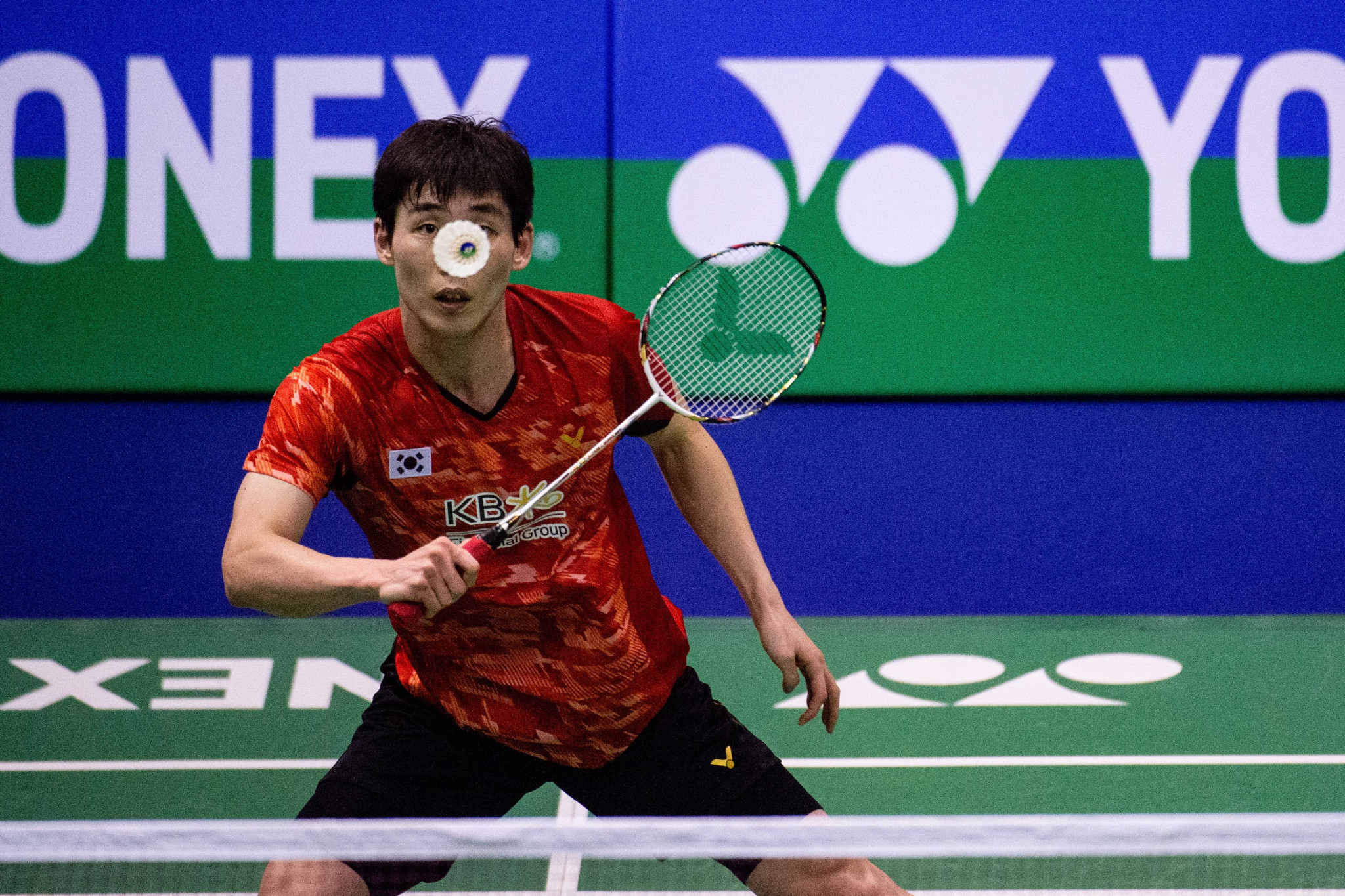 World number one Momota knocked out of BWF Hong Kong Open