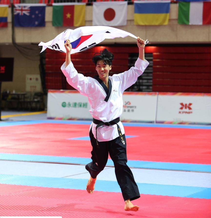 South Korea won a further seven golds today to continue their dominance of the World Taekwondo Poomsae Championships ©World Taekwondo