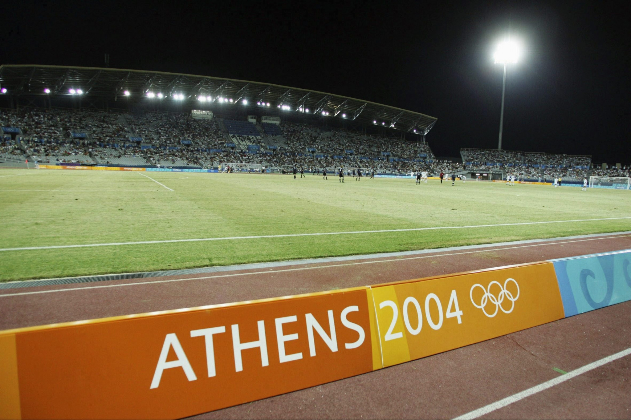 Athens 2004 helped to transform the Greek capital ©Getty Images