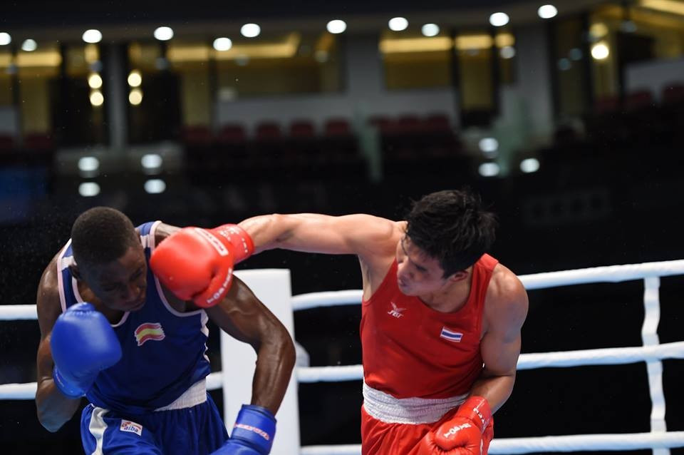 2015 AIBA World Boxing Championships: Day two of competition