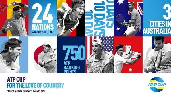 ATP launches ATP Cup worldwide tournament