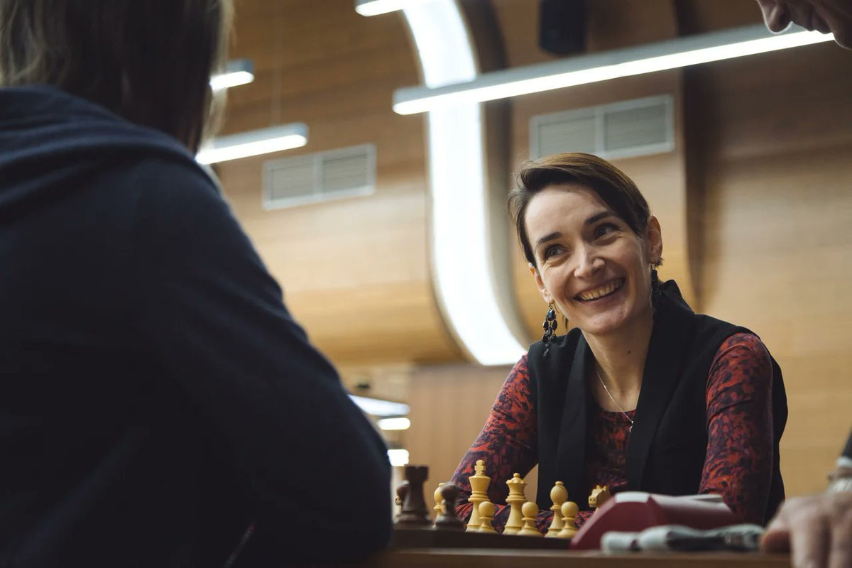 Lagno books place in Women's World Chess Championships final