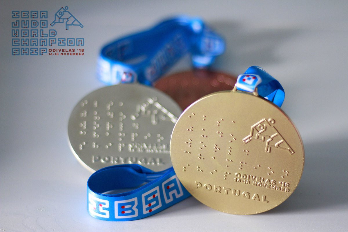 South Korea won two golds and two silvers today at the IBSA World Judo Championships in Portugal ©IBSA