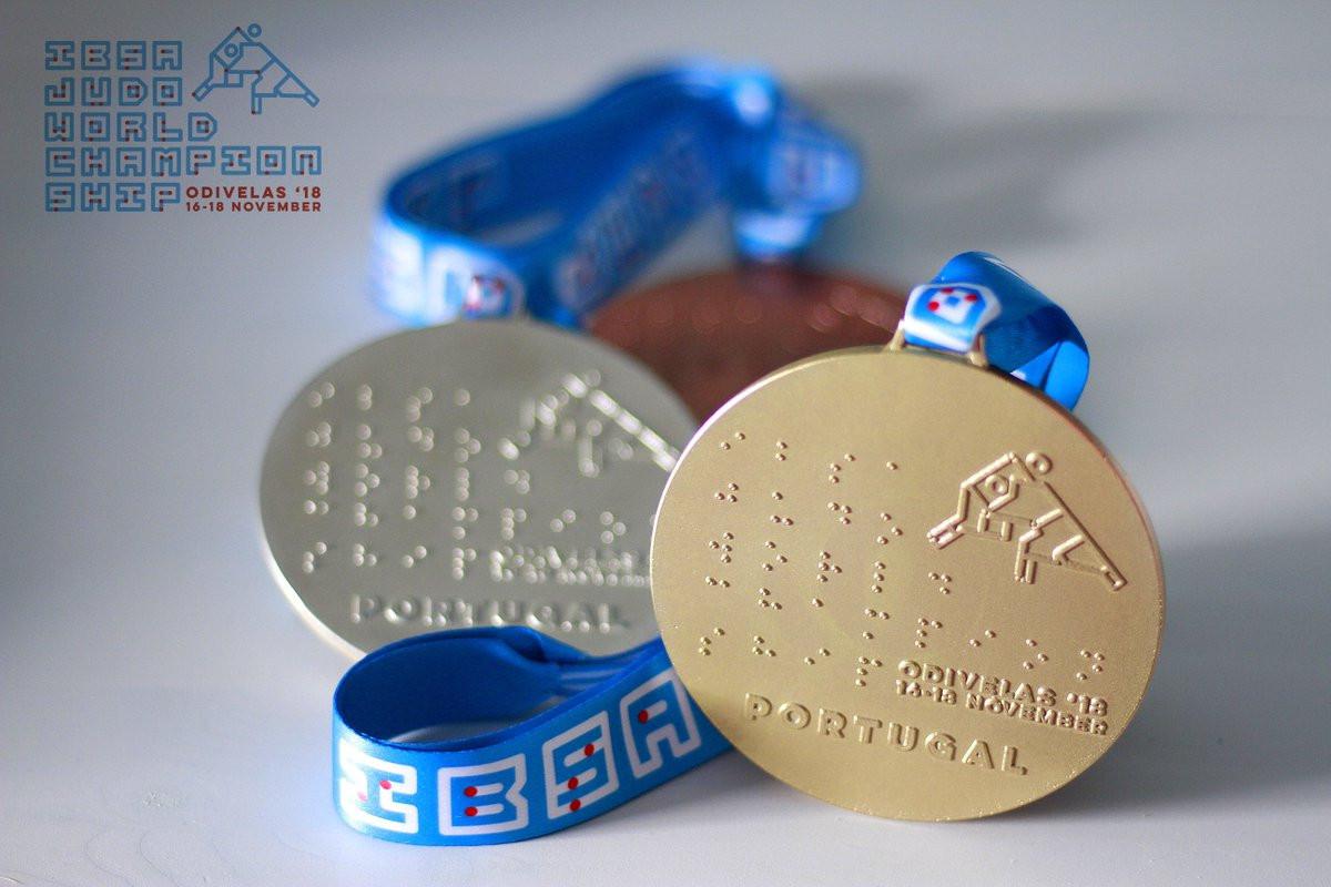 South Korea impress on second day of IBSA World Judo Championships