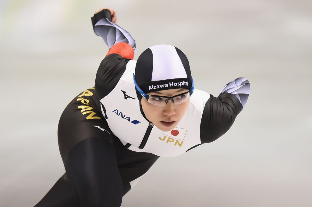 Japan continue success at ISU Speed Skating World Cup in Obihiro