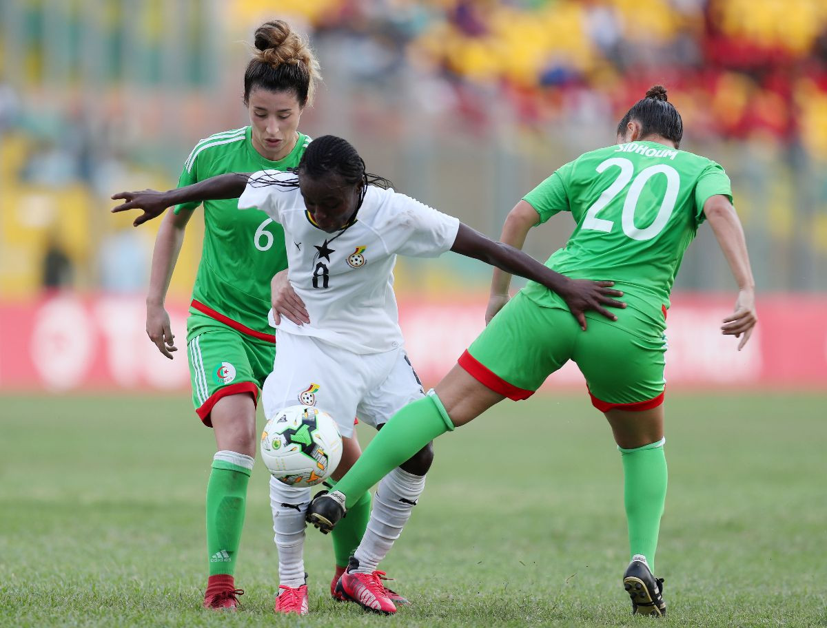 Ghana and Cameroon win opening games of Women's Africa Cup of Nations