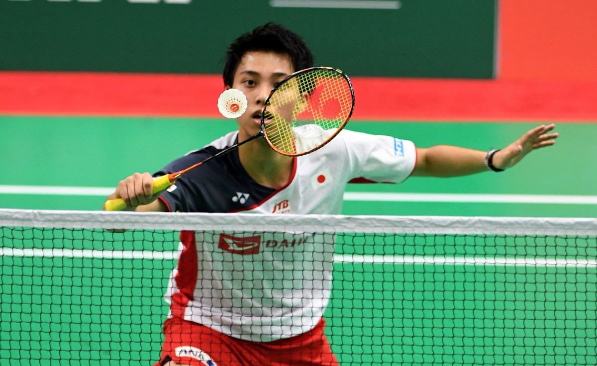 Naraoka wins epic semi-final at BWF World Junior Badminton Championships